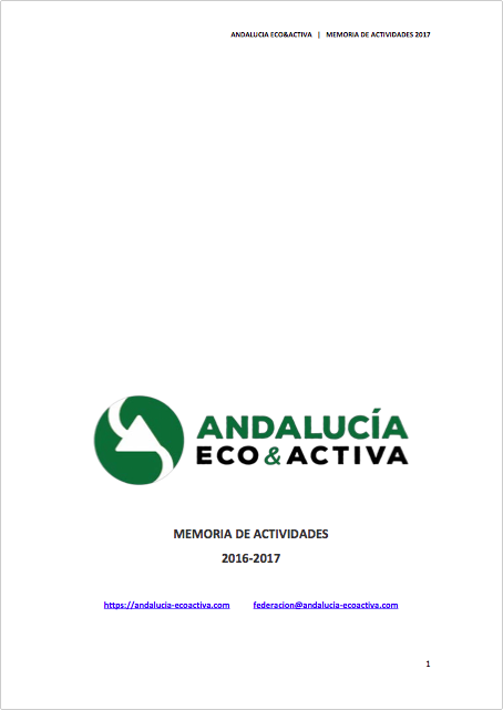 ACTIVIDADES 2016-2017