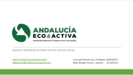 DOSSIER ANDALUCÍA ECO&ACTIVA