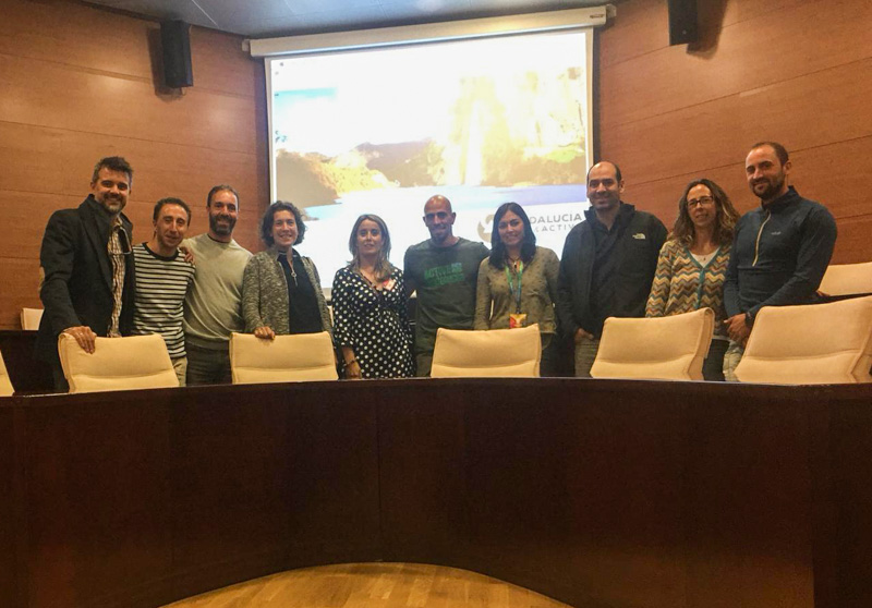 Asistentes a Tierra Adentro Jaén