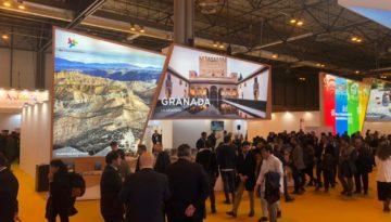 Stand de Granada en FITUR 2019
