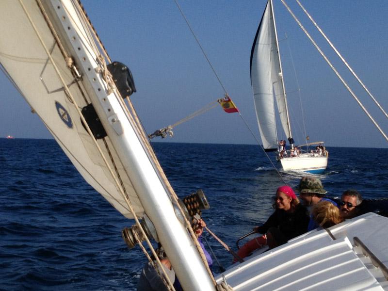 Navegación amp;activa Andalucía A Eco Vela 80vNOwnm