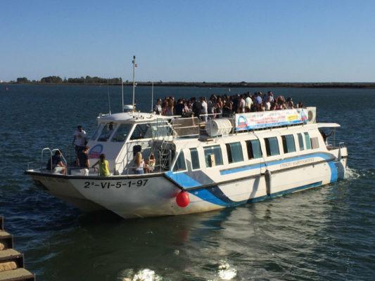 Paseos en Barco con Serodiel