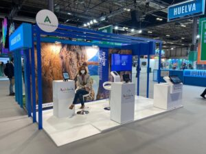 ANDALUCIA ECOACTIVA FITUR 2021 STAND